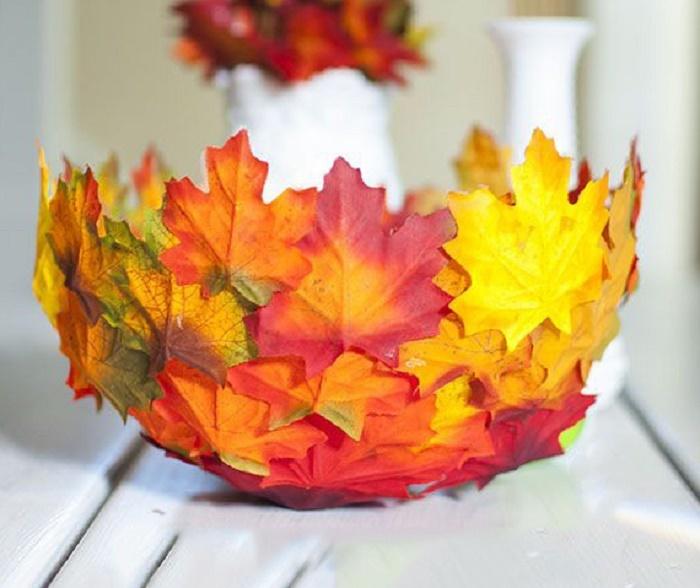 a9ee62821b468880d8b95c10b88fc597 Цветы и розы из кленовых листьев своими руками пошагово. Осенние поделки из кленовых листьев – букеты с розами и цветами: мастер класс