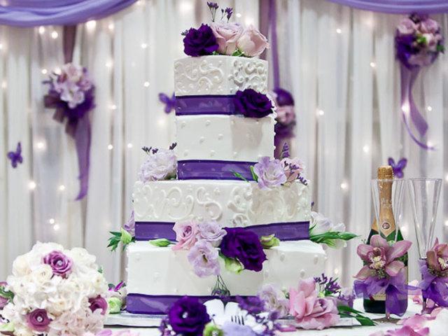 Свадебные торты своими руками рецепты фото 749