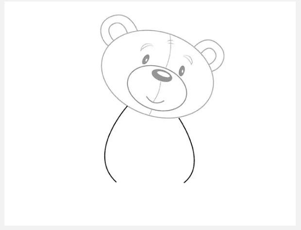 risuem-medvedya Как нарисовать открытку на день рождения. Как нарисовать открытку на день рождения своими руками