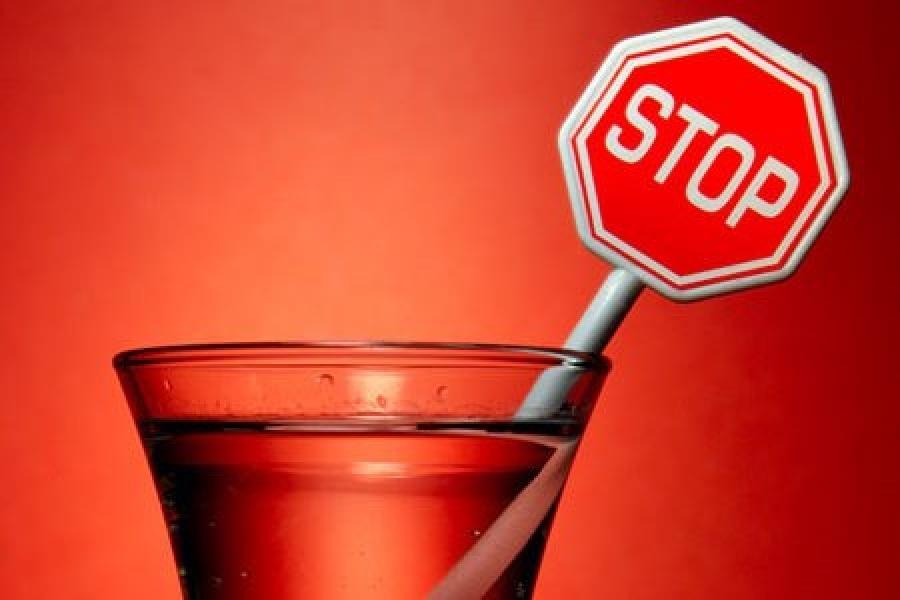 Нельзя садится за руль в состоянии алкогольного опьянения