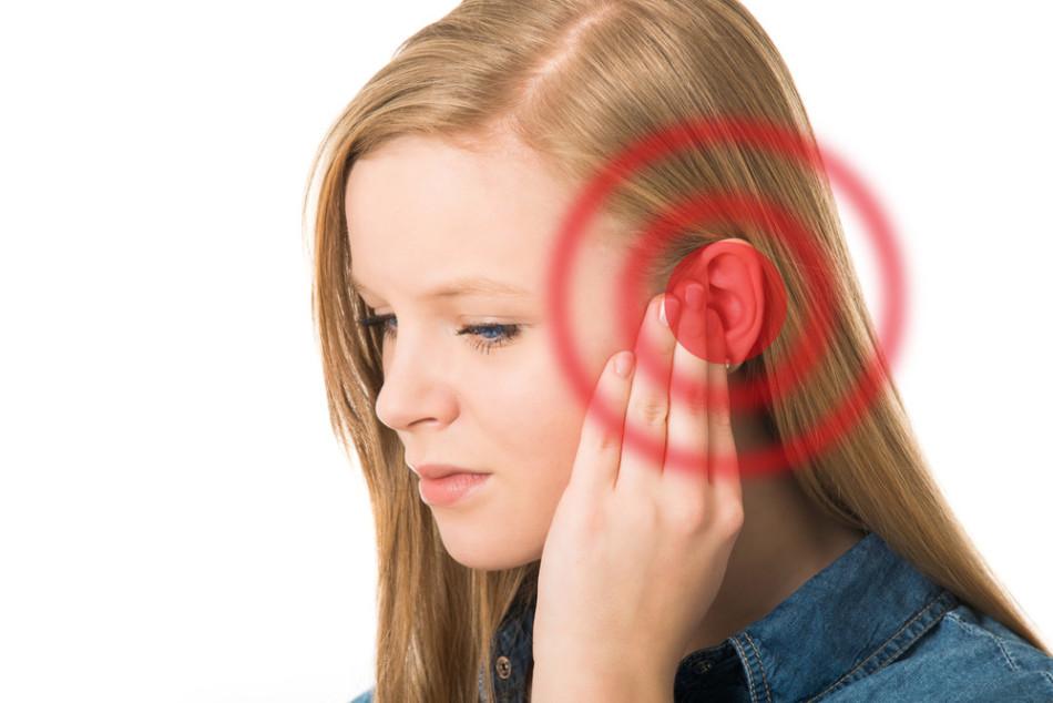 Длительный прием антибиотиков оказывает негативное влияние на органы слуха