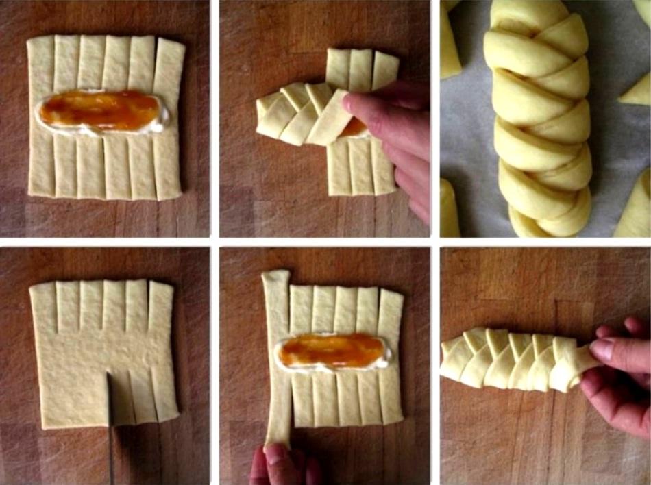 как красиво сделать пирожки фото мне кажется