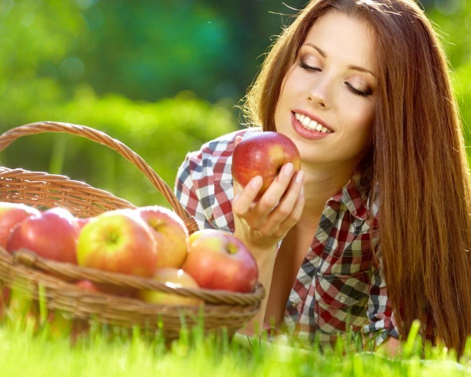 Яблочная диета для похудения за 3 дня