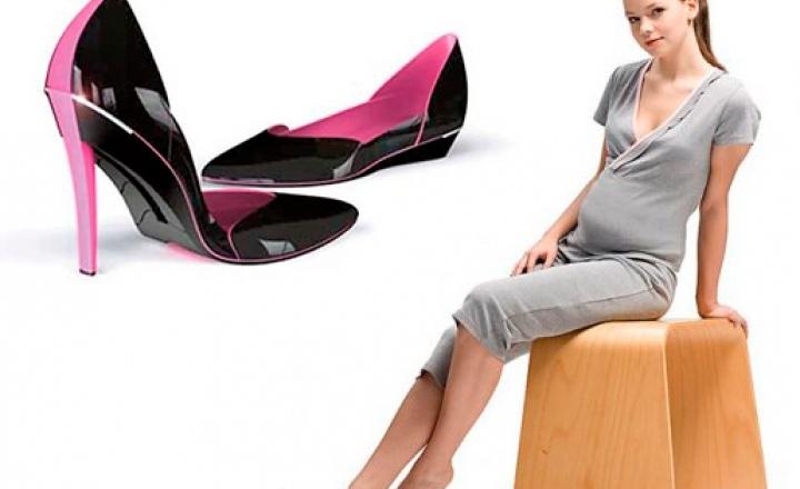 Можно ли беременным ходить на каблуках?