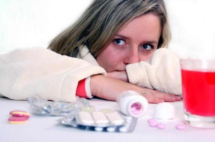 Антибиотики ослабляют иммунитет