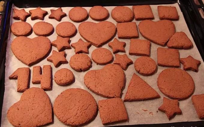 Домашнее гипоаллергенное печенье #10