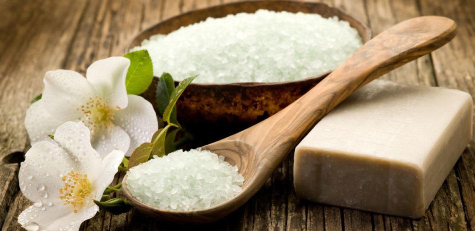 solyanoi-skrab Скраб для красивого тела в домашних условиях: простые рецепты скрабов для дома