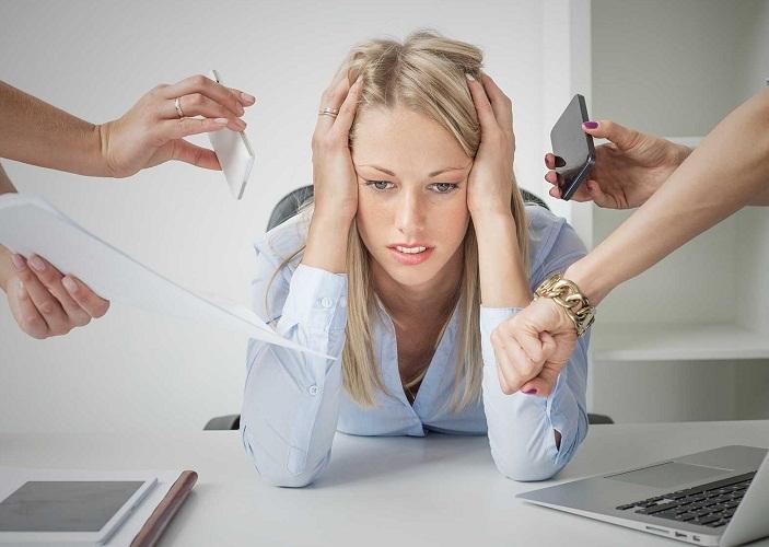 Причин нервного напряжения может быть много и все они имеют индивидуальный характер
