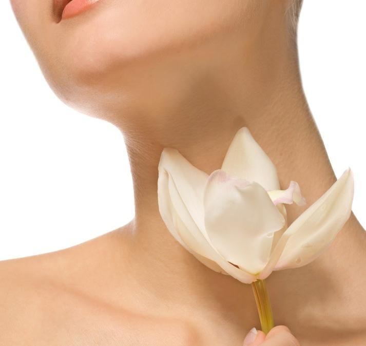 Здоровая щитовидная железа