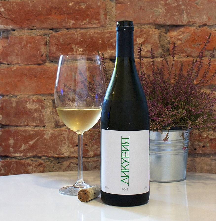 Вот такое белое вино likuriya подойдёт для этого рецепта алкогольного глинтвейна
