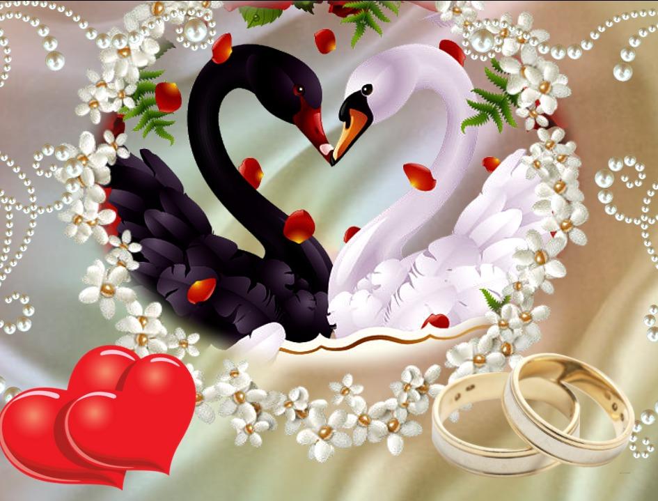 Поздравления с годовщиной свадьбы любимой девушке