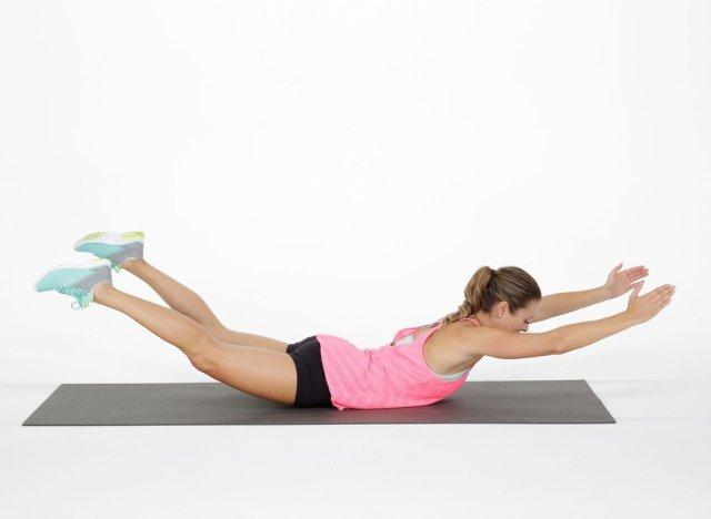 Напрягаем мышцы