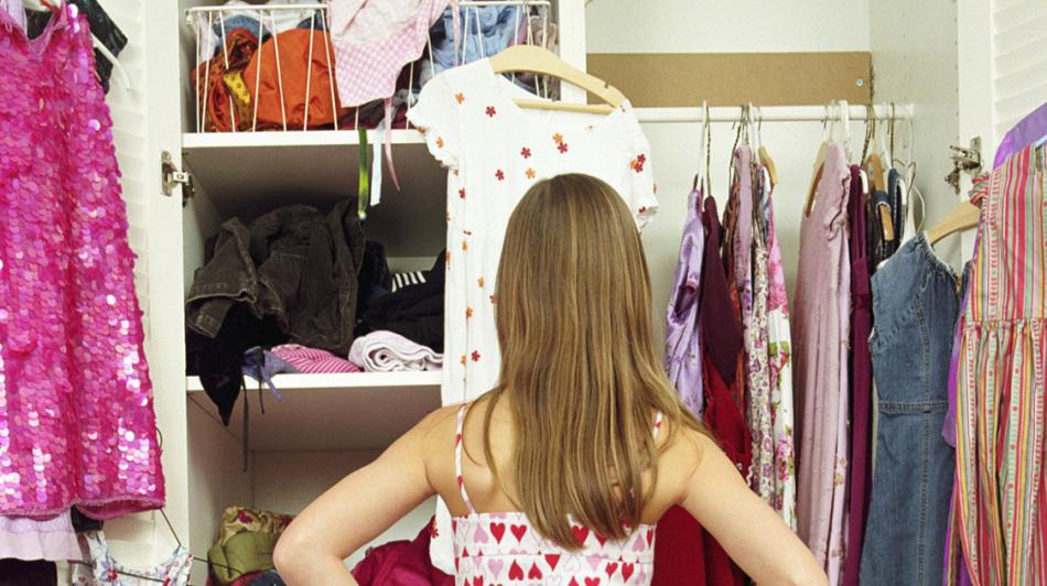 Выбор одежды во сне указывает на наличие конкурентов наяву.