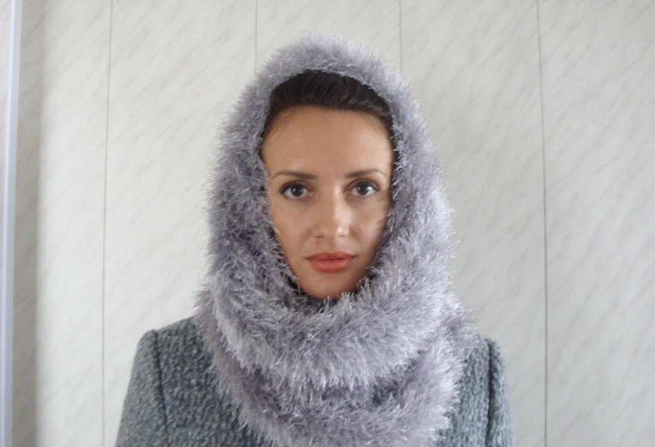 affceda5b71e42fe2df200305db3c666 Как связать женский шарф снуд спицами для начинающих пошагово? Какими спицами вязать снуд, сколько петель набирать, как выбрать узор и размеры?