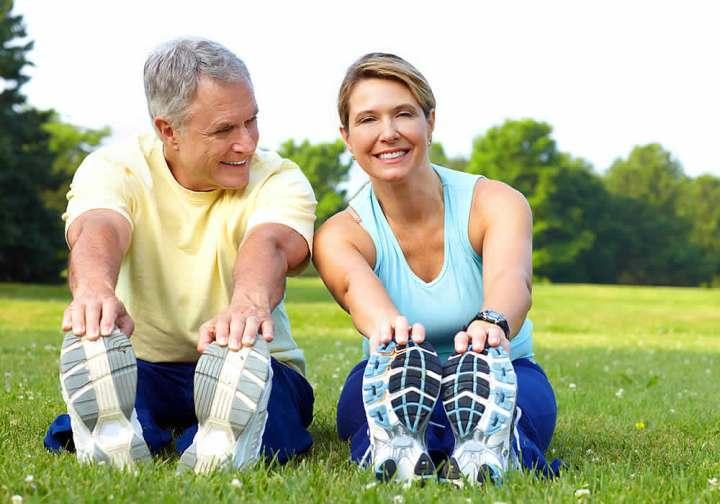 Спорт помогает повысить метаболизм после 50 лет