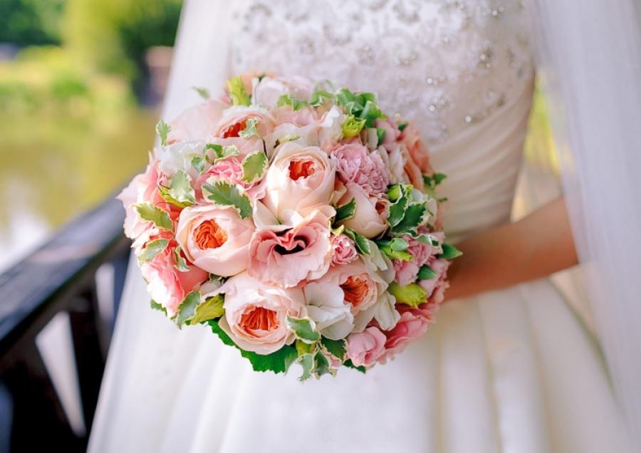 Букеты свадебные углич