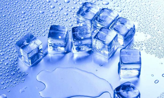 Лед помогает от геморроя