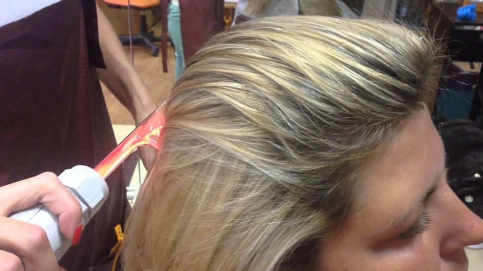 Польза дарсонваля для волос