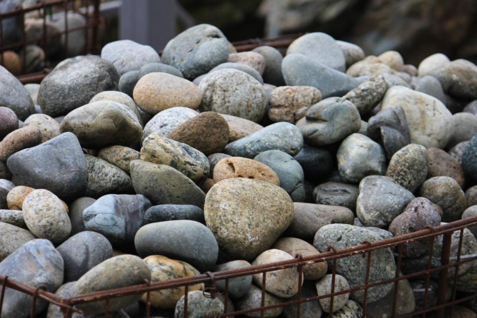 Камни в печь для бани