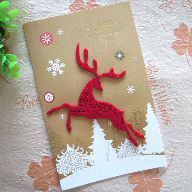 самодельная новогодняя открытка с поросюшкой