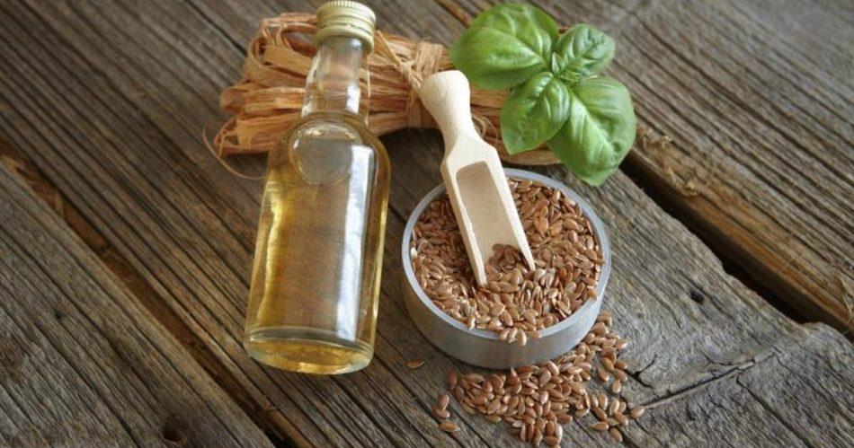 Семена льна содержат группу лигнанов — растительных гормонов, обладающих эстрогенной активностью