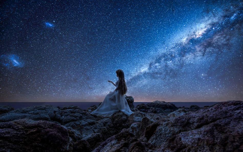 Подарить звезду с неба девушке теперь вполне реально