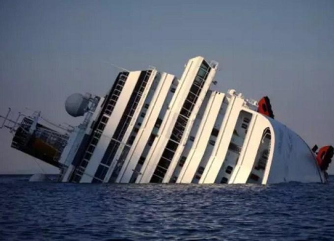 Кораблекрушение снится к