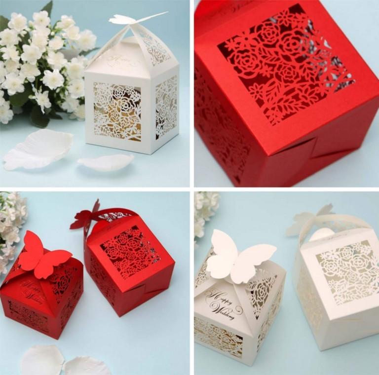 b57b1da2ab33d4332377b2cc54b2e42d Подарочная коробка своими руками из картона: схема, шаблон