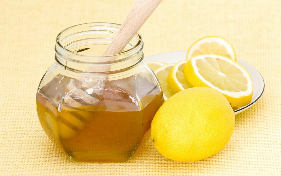 Мед с лимоном натощак