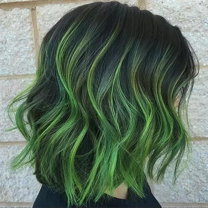 Зеленые концы 1