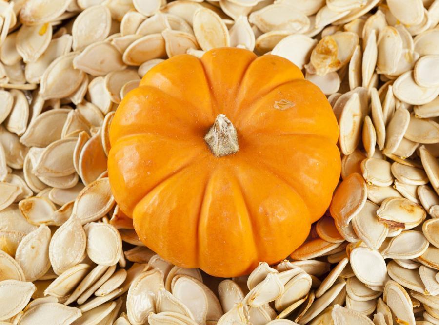 Сырые тыквенные семечки - эффективное противопаразитарное средство