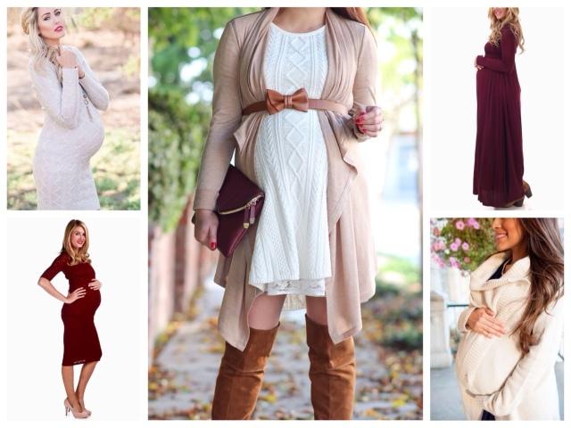 43705df49ad9 Платья для беременных своими руками  фасоны, выкройки. Как сшить самой  красивое летнее, зимнее теплое, нарядное, вечернее, свадебное платье для  беременной ...