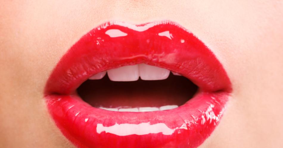 Шикарные губы