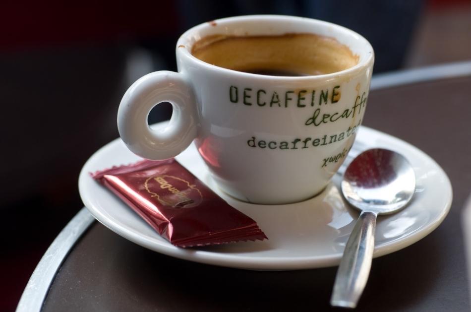 Кофе без кофеина тоже бывает вкусным