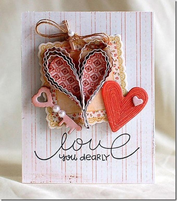 Открытки самодельные любимым, нарисовать открытке