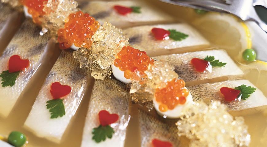 рыбное заливное рецепт с фото сообщить запланированное время