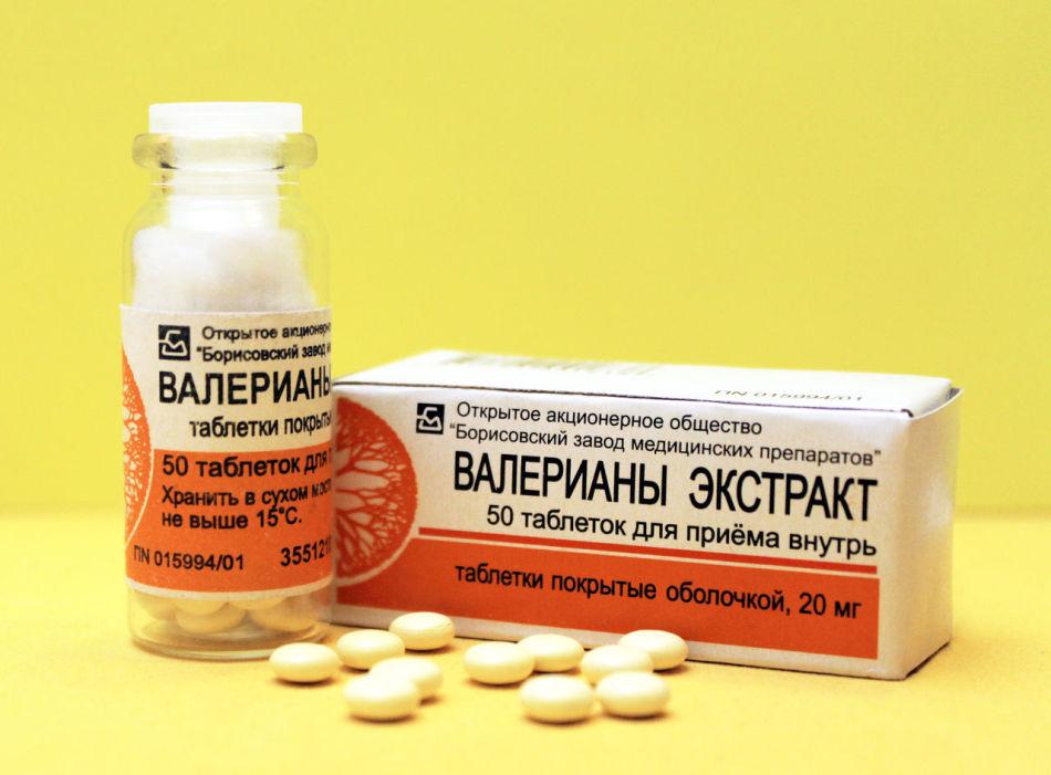 Валерьянку в таблетках предлагают детям старше 12 лет