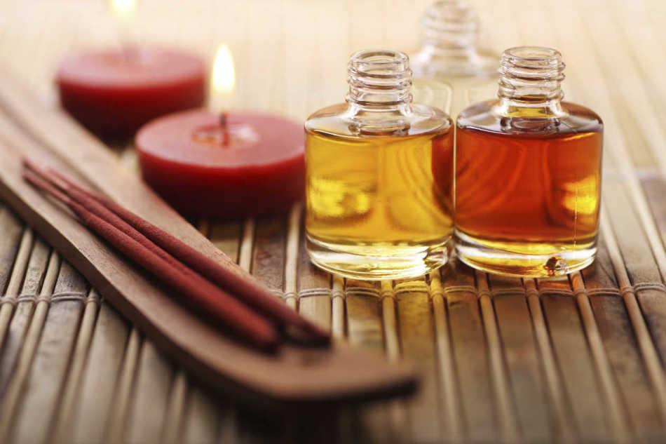 Эфирное масло - мощный афродизиак, воздействующий на цнс