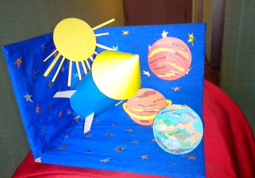 b98332f860d871f3fff0c67adb6dafce Поделки из ватных дисков своими руками. Цветы из ватных дисков: подснежники, розы, ромашки, каллы. Топиарий из ватных дисков. Детские поделки из ватных дисков в детский сад, школу: фото