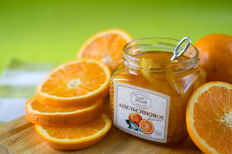 Апельсиновое варенье - вкусная согревающая сладость зимой