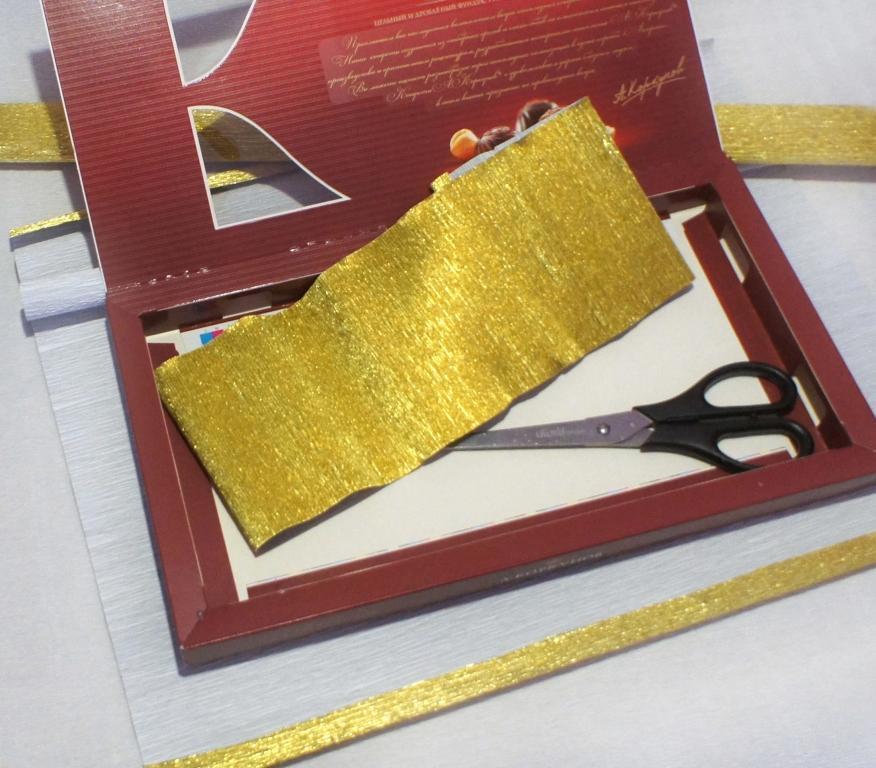 tak-dolzhna-viglyadet-korobka-pered-ee-obrabotkoi Коробка для конфет своими руками: делаем из бумаги и из картона