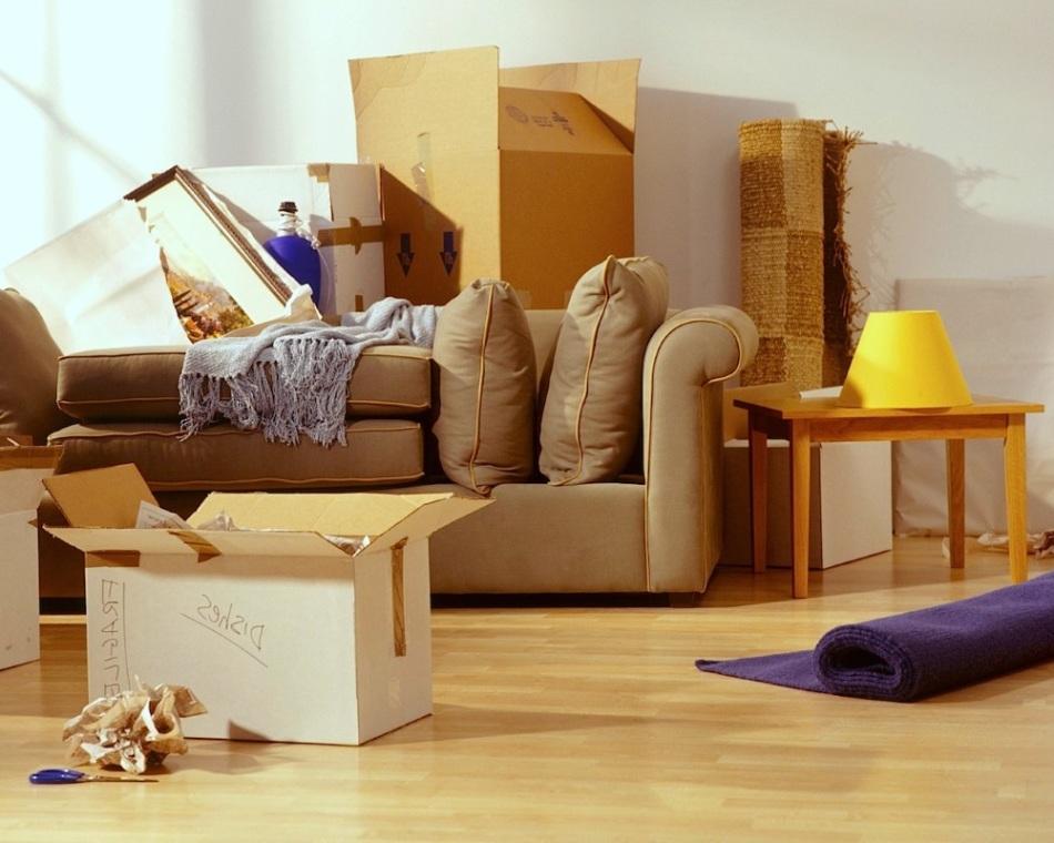 Организовать переезд в новую квартиру самостоятельно