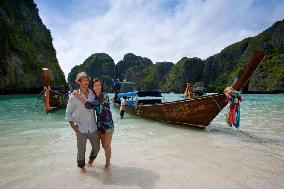 В таиланд дикарем