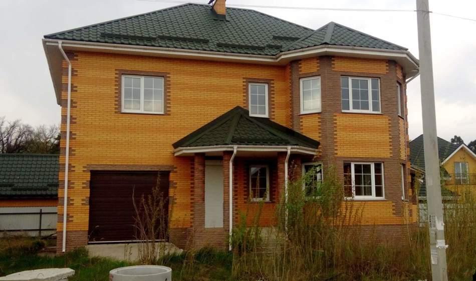 Фото частных жилых домов, пример 1