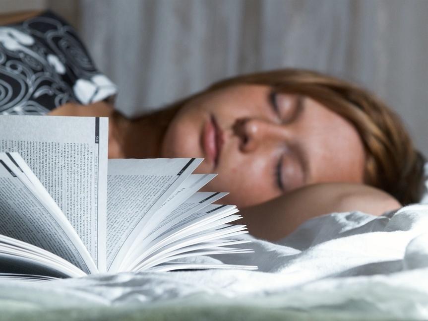 Страшные сны часто символизируют приятные события наяву