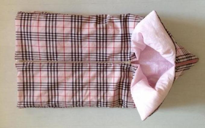 gotovii-konvert---odeyalo Как сшить зимний утепленный конверт для новорожденного