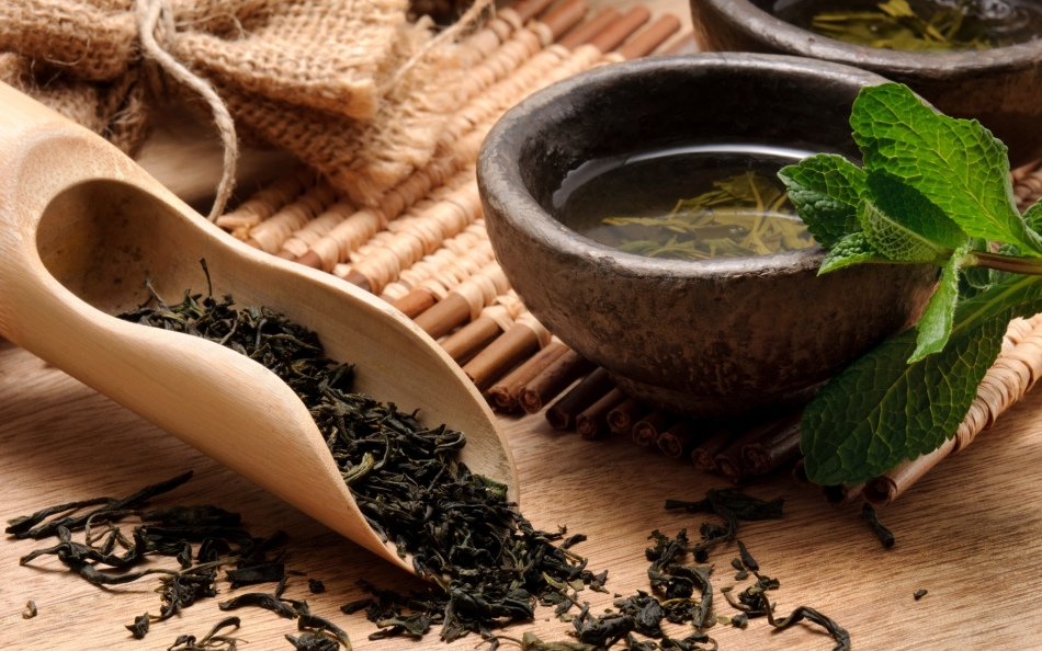 Чай - лечебница для волос