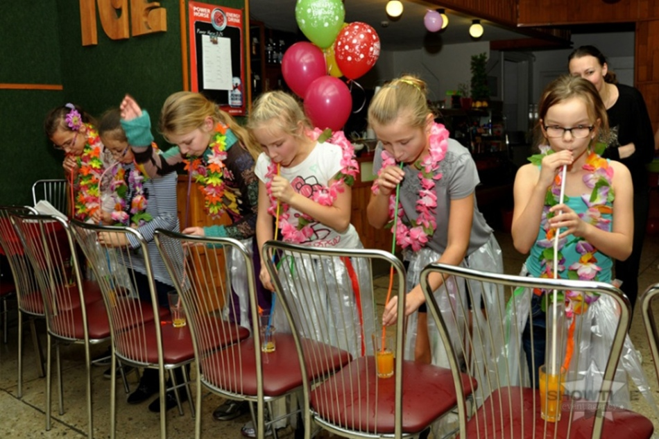 День рождения 5 лет девочке дома с конкурсами