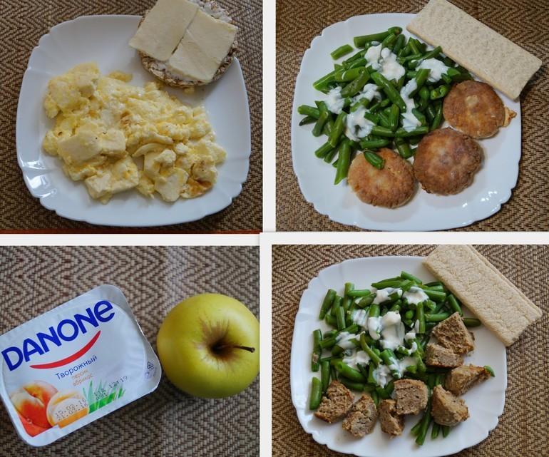 Белковые блюда для похудения рецепты с фото