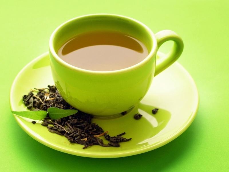 Зеленый чай убивает раковые клетки